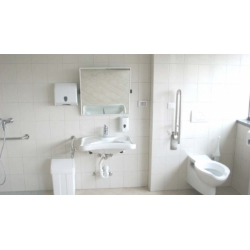 Bathroom accessories for disabled persons