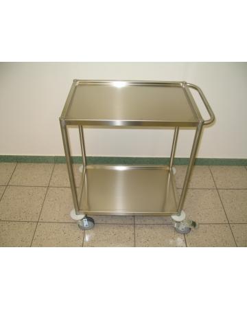 inox servirni voziček art. 325002