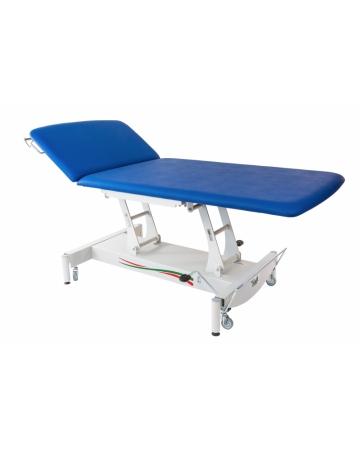 Pregledna, terapevtska miza, dvodelno ležišče – Bobath Vojta – hidravlična ali električna art. 114101 ali 114111