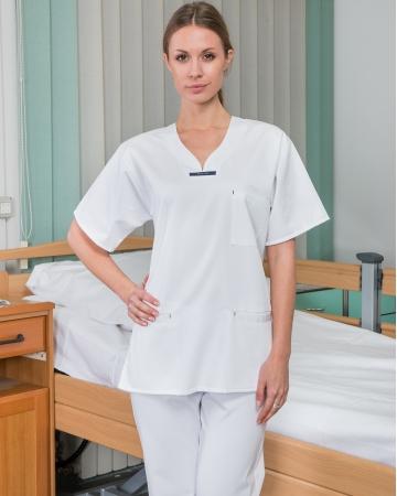 ženska tunika v izrez art. 02-000900