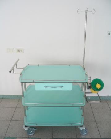 Večnamenski voziček za terapijo art. 310612